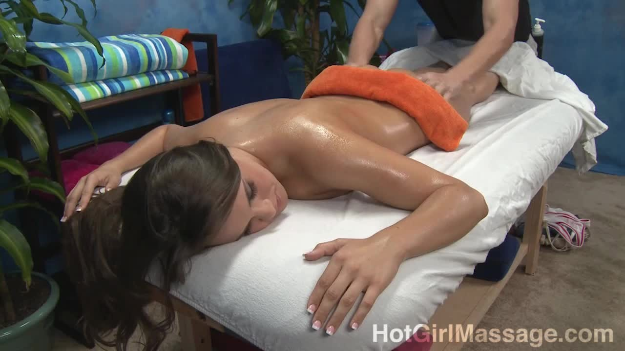 Emily visits my massage studio
